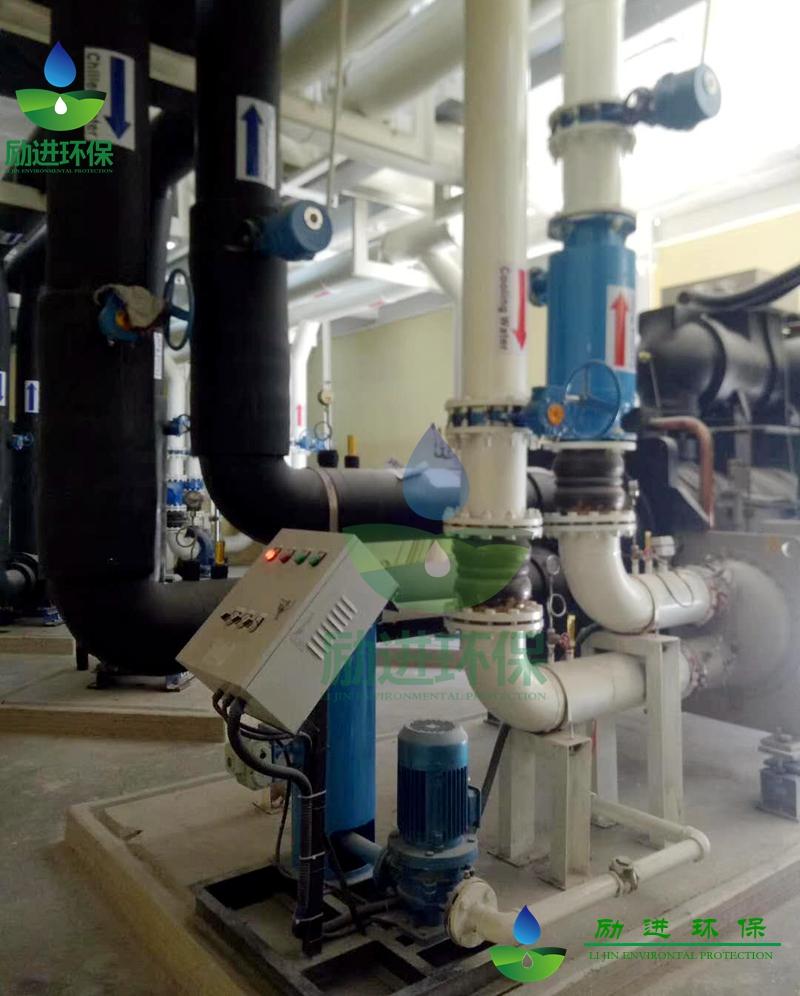 冷凝器在线胶球清洗装置泰国项目 (1).jpg